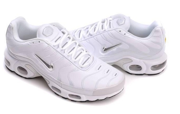 air max tn homme blanche