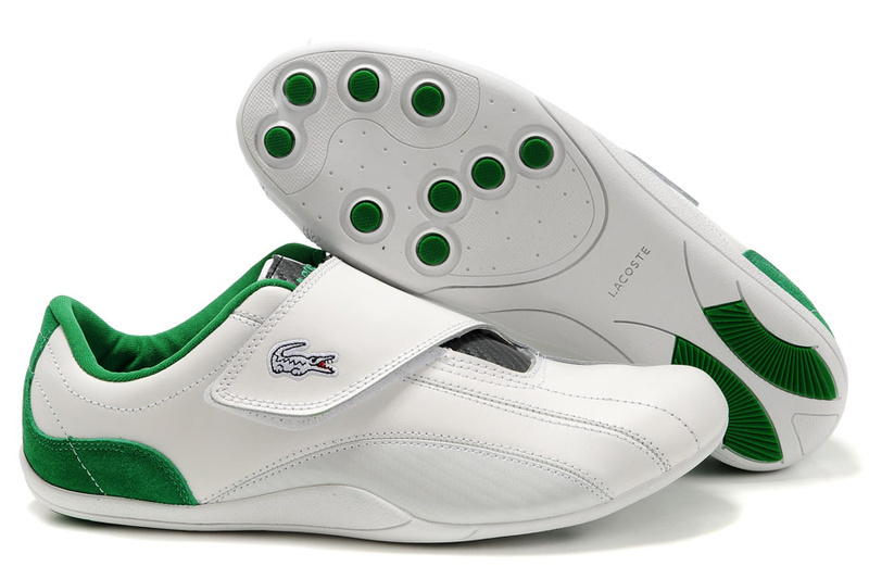 Chaussure Lacoste Daim