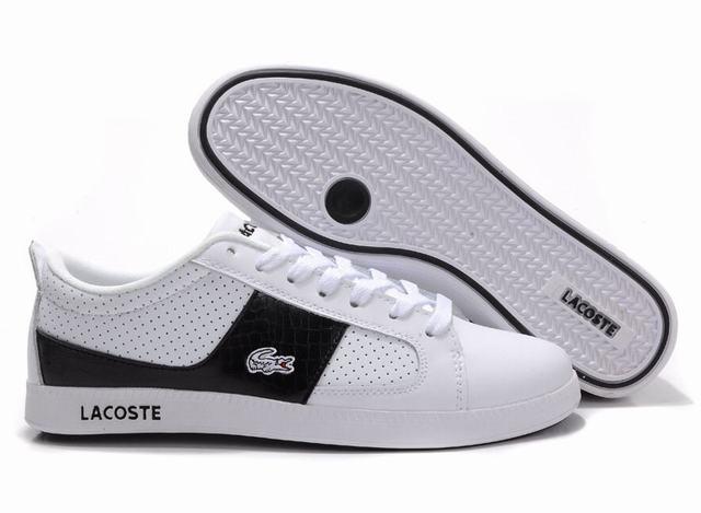 Chaussure lacoste pour homme pas cher - Chaussure roulette pas cher ...