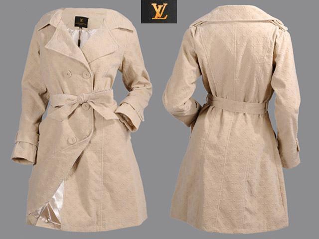 Veste en cuir louis vuitton femme